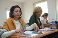 AZERI - Yabancılar, Türkçe'yi ASMEK'te Öğreniyor
