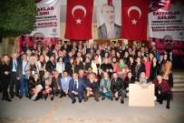 HÜSEYIN SÖZLÜ - 2. Uluslararası Türk Dünyası Sanat Çalıştayı Resim Sergisi Açıldı