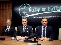 KULÜPLER BİRLİĞİ - Adil Gevrek, Kulüpler Birliği Başkan Yardımcısı Oldu