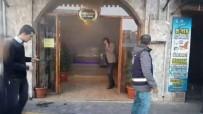 Afrin'den Atılan Roket Restorana İsabet Etti