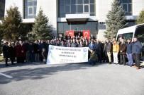 KOCATEPE ÜNIVERSITESI - Afyon Kocatepe Üniversitesi Öğrencilerinden Afrin Harekatına Destek