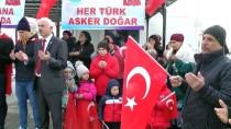 Ahıska Türk'ü Gençler 'Öz Vatan' Nöbetine Uğurlandı