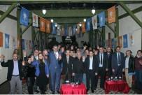 BILARDO - AK Parti Burhaniye Genişletilmiş İlçe Danışma Meclisi Toplandı
