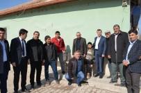 YENIKENT - AK Parti Heyetinde İlçe Ve Belde Ziyaretleri
