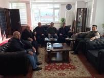 BILECIK MERKEZ - AK Parti Merkez İlçe Teşkilatı'ndan Ziyaretler