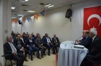 'AK Parti Milletine Sevdalı, Bir Partidir''