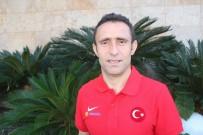 15 BİN KİŞİ - Ampute Milli Takımı Kaptanı Çakmak Açıklaması 'Her Gece Mehmetçiklerimize Dua Ediyorum'