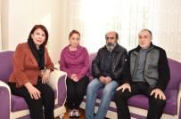 AVCILAR BELEDİYESİ - Avcılarlı Gazinin Ailesine Başkan Benli'den Ziyaret