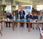 RECAİ KUTAN - Başkan Polat Cami İmamlarıyla Bir Araya Geldi