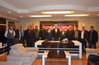 Başkan Sungur Köy Derneği Yöneticileriyle Buluştu