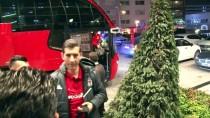 ATİBA HUTCHİNSON - Beşiktaş Kafilesi Bursa'da