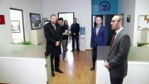SARAYBOSNA - Bosnalı Bakan Jusko'dan AA'ya Ziyaret
