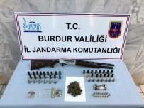 KANDIL - Burdur'da Uyuşturucu Ve Tarihi Eser Operasyonu
