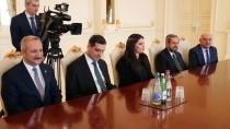 TÜRK ŞEHİTLİĞİ - Çalışma Ve Sosyal Güvenlik Bakanı Sarıeroğlu Azerbaycan'da