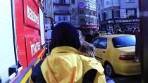 İTFAİYE MÜDÜRÜ - Çankırı Karatekin Üniversitesinde Yangın