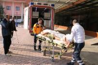 Çatışmalarda Yaralanan 16 ÖSO Askeri Kilis'e Getirildi