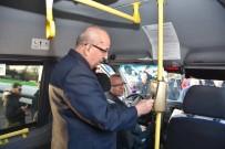 ÜCRETSİZ ULAŞIM - Çorlu - Velimeşe Arası Toplu Taşımada Kartlı Sistem Başladı