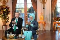 MÜGE ANLı - Cumhurbaşkanı Erdoğan'dan Okuma-Yazma Seferberliğine Destek