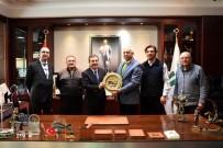KARAKURT - DECEV'den Başkan Ataç'a Ziyaret