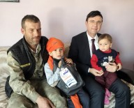 AFAD - Depremden Etkilendiler, Bebeğin İsmini 'Afad' Koydular