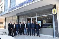 MEHMET ÇELIK - Didim Ticaret Odası, Esnaf Odasının Yeni Yönetimini Ziyaret Etti