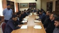ÖZEL DERS - Din Görevlisi Personele Yönelik Tashîh-İ Hurûf Dersleri Veriliyor