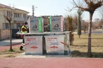 ÇÖP KONTEYNERİ - Elazığ'da Yer Altı Çöp Konteynerleri Yaygınlaşıyor