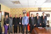 AÇIK KAPI - Erzurum'da 'Açık Kapı' Projesi