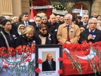 METİN FEYZİOĞLU - Eski Başkan Kazım Kolcuoğlu İçin İstanbul Barosu'nda Tören Düzenlendi
