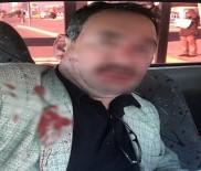 AHMET ÜNAL - Eski İlçe Başkanına Muştalı Saldırı