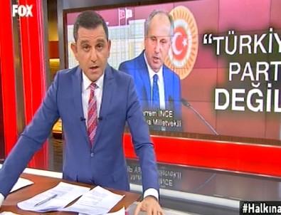 Fatih Portakal: CHP'de değişim zamanı geldi