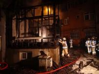 KOCAMUSTAFAPAŞA - Fatih'te Korkutan Yangın