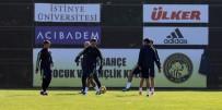 CAN BARTU - Fenerbahçe, Gençlerbirliği Maçı Hazırlıklarına Başladı