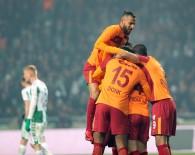 SELÇUK İNAN - Galatasaray Turu İstanbul'a Bıraktı