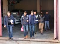 SEYRANTEPE - Gaziantep Yakalanan 5 Kapkaççı Tutuklandı