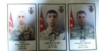 AK PARTİ İL BAŞKANI - Hakkari'de Şehit Askerler İçin Tören Düzenlendi