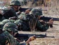 PKK - Hakkari'de üs bölgesine saldırı