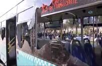 MUSTAFA ERDOĞAN - Halk Otobüsü İkinci Sefer Gününde Faciaya Neden Oldu
