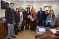 İBN-İ SİNA - İbn-İ Sina Mesleki Ve Teknik Anadolu Lisesi'nden İl Milli Eğitim Müdürü Durmuş'a Ziyaret