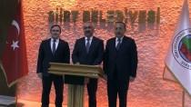 ERUH BELEDIYESI - İçişleri Bakan Yardımcısı Ersoy Açıklaması