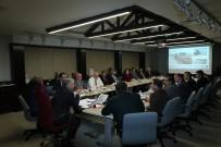TALAS BELEDIYESI - İlçelerde Planlama Toplantıları Sürüyor