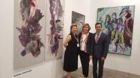SINGAPUR - İmamoğlu, Eserleriyle Uzak Doğu'nun En Büyük Sanat Fuarında