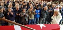 HALUK ALICIK - İstanbul'da Hayatını Kaybeden Üsteğmen Memleketi Nazilli'de Toprağa Verildi
