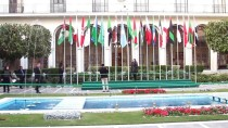 ARAP BİRLİĞİ - Kahire'deki Arap Birliği Dışişleri Bakanları Toplantısı