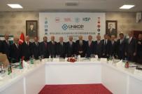 KÜRESELLEŞME - Kalkınma Bakanı Elvan, Konya'da UNİKOP Çalıştayına Katıldı