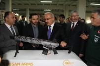 YUSUF ÖZDEMIR - Kalkınma Bakanı Lütfi Elvan Beyşehir'de