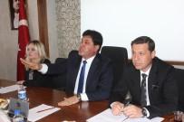 KEMER BELEDİYESİ - Kemer Belediye Meclisinde Gerginlik