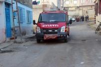 Kilis'e Gece Atılan Roket Sabah Fark Edildi