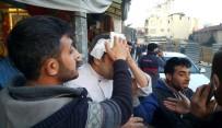 Kilis'e Roket Düştü Açıklaması 5 Yaralı