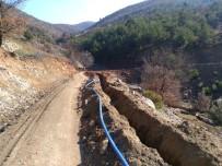 Kızıldam Mahallesine 4 Buçuk Kilometrelik Yeni Hat